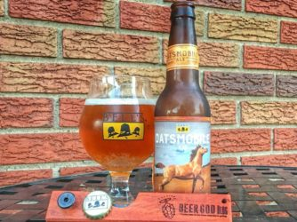 Review: Oatsmobile Session Pale Ale by Bells Brewing Co