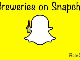 Breweries on Snapchat