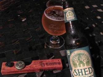 Review: Hellbrook Pilsners by The Shed Brewery