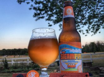 Review: Steampipe Cali-Common by Otter Creek Brewing Co