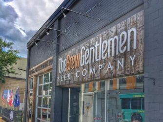 Brewery Review: The Brew Gentlemen Beer Company (Braddock, PA)