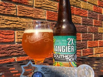 Review: 2XTangier by Southern Tier Brewing Co