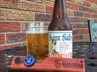 Review: Aunt Sally by Laguintas Brewing Co.