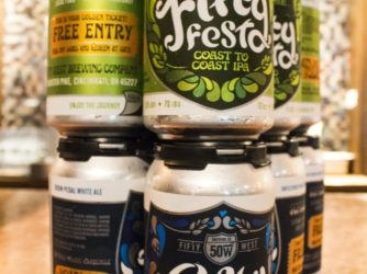 Release Info: Fifty West Brewing Announces Second Annual Limited-Edition Can Release