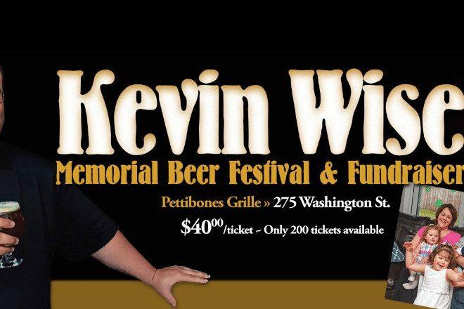 Event: (8/18) Kevin Wise Memorial Beer Festival & Fundraiser