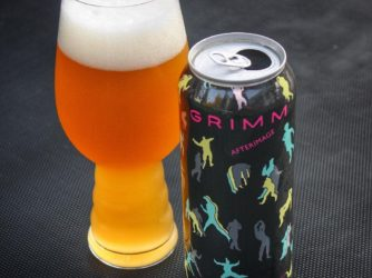 Review: Afterimage DIPA by Grimm Artisanal Ales