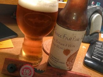 Review: Space Fruit Pale Ale by Devils Backbone Brewing
