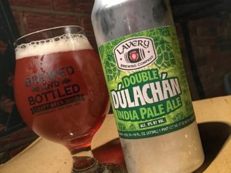 Review: Double Dulachan by Lavery Brewing Co.