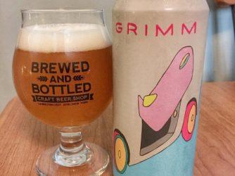 Review: Lambo Door by Grimm Artisanal Ales