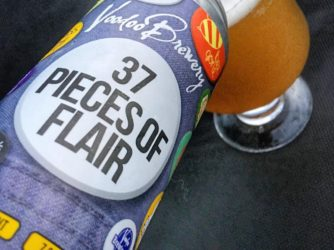 Review: 37 Pieces of Flair by Voodoo Brewery