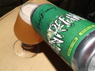 Review: Unrefined IPA by Voodoo Brewery