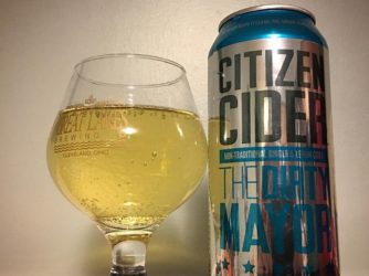 Review: The Dirty Mayor by Citizen Cider