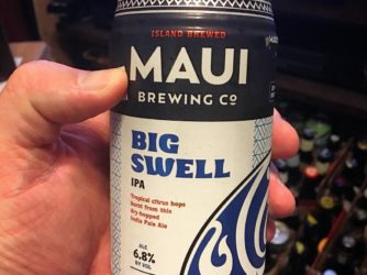 Review: Big Swell IPA by Maui Brewing Co.