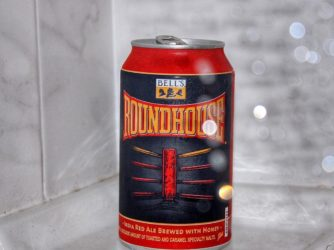Review: Roundhouse India Red Ale Brewed With Honey by Bell's Brewery