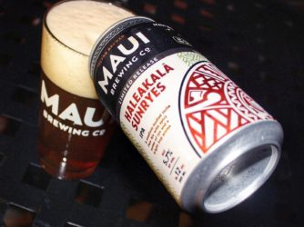 Haleakalā Sunryes IPA by Maui Brewing Co.