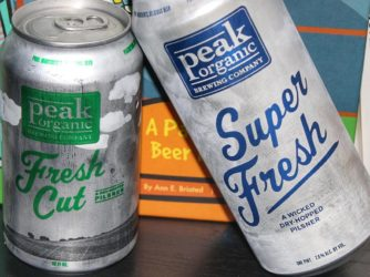 Fresh Cut and Super Fresh by Peak Brewing Co