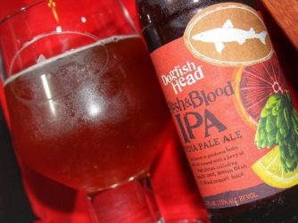 Review: Flesh & Blood IPA by Dogfish Head Brewing