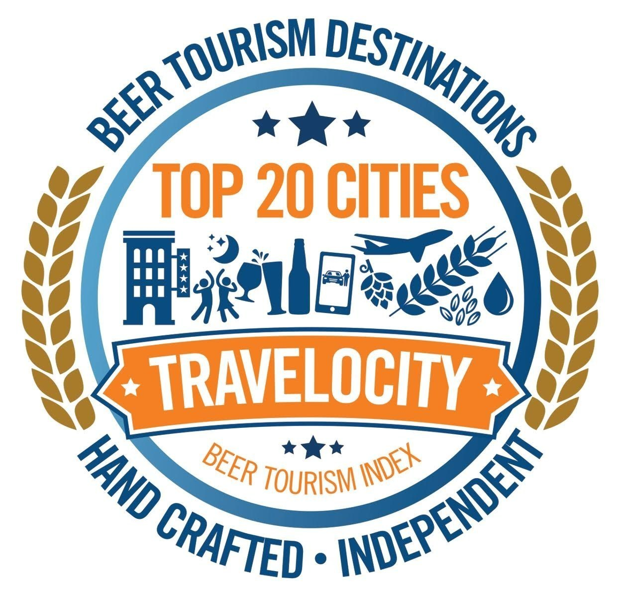 Recognizing this interest in beer tourism, Travelocity enlisted the expertise of the Brewers Association, a national trade association dedicated to promoting American craft brewers, their beers and the community of brewing enthusiasts, to find America's best beer destinations by creating the first Beer Tourism Index. (PRNewsFoto/Travelocity)