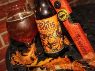 Review: Pumpkin Hunter by Devils Backbone Brewing Co.