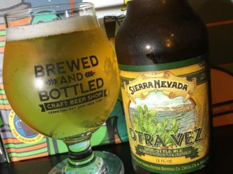 Review: Otra Vez Gose by Sierra Nevada Brewing Co.