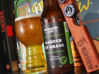 Review: Garden of Grass by Brewmaster Jack