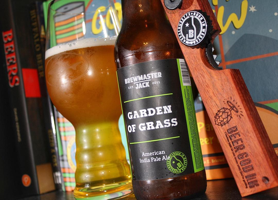 @brewmasterjack Garden of Grass IPA