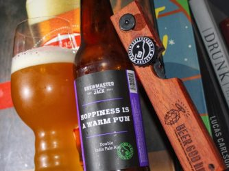 Review: Hoppiness is a Warm Pun by Brewmaster Jack