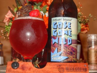 Review: Gose Gone Wild World Tour! (Tijuana) by Stillwater Artisanal