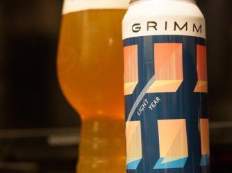 Review: Light Year DIPA by Grimm Artisanal Ales