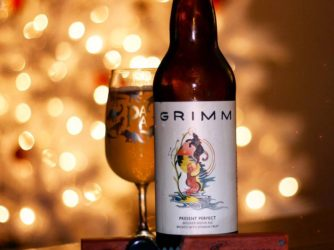 Review: Present Perfect by Grimm Artisanal Ales
