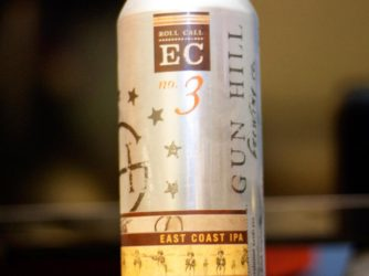 Review: Roll Call EC3 East Coast IPA #3 by Gun Hill Brewing Co
