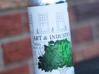 Review: Art & Industry IPA by Brewmaster Jack
