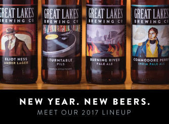 News: Great Lakes Brewing Announces 2017 Lineup