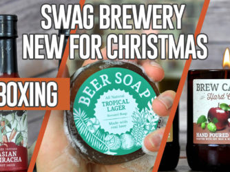 Video: Swag Brewery UnBoxing (Reviews coming soon!)