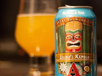 Review: Liliko'i Kepolo by Avery Brewing Co