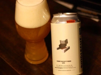 Review: Harry Doesn't Mind IIPA by Singlecut Beersmiths