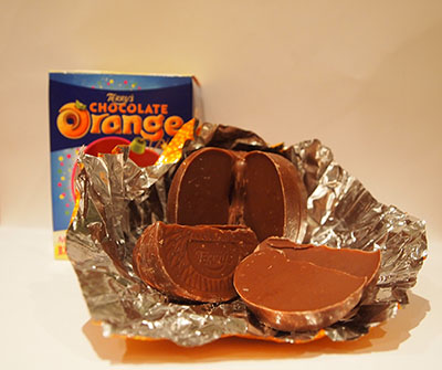 Terry's Chocolate Orange Candy