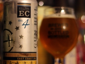Review: Roll Call EC 4 IPA by Gun Hill Brewing Co.
