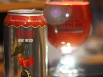 Review: Cherry Short Weisse by Smuttynose Brewing Co.