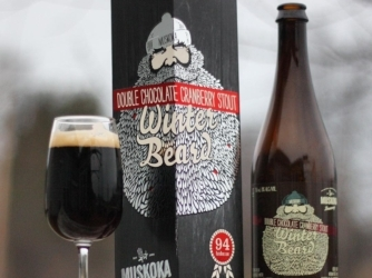 Review: 2015 Winter Beard by Muskoka Brewing Co.