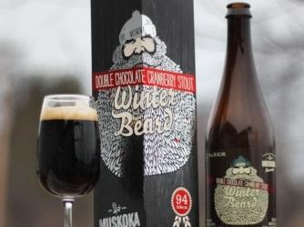Review: 2015 Winter Beard by Muskoka Brewing Co.