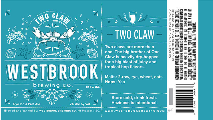 Two Claw Label