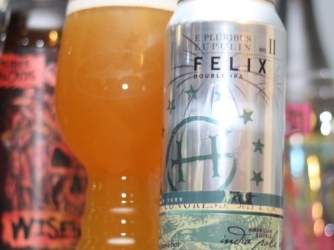 Review: E Pluribus Lupulin #2: Felix DIPA by Gun Hill Brewing Co