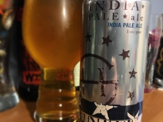 Review: India Pale Ale by Gun Hill Brewing Co