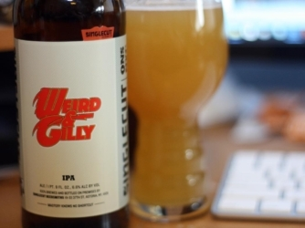 Review: Weird & Gilly by Singlecut Beersmiths