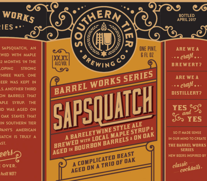 News: Southern Tier Submits Two New Barrel Works Series Labels (TTB)
