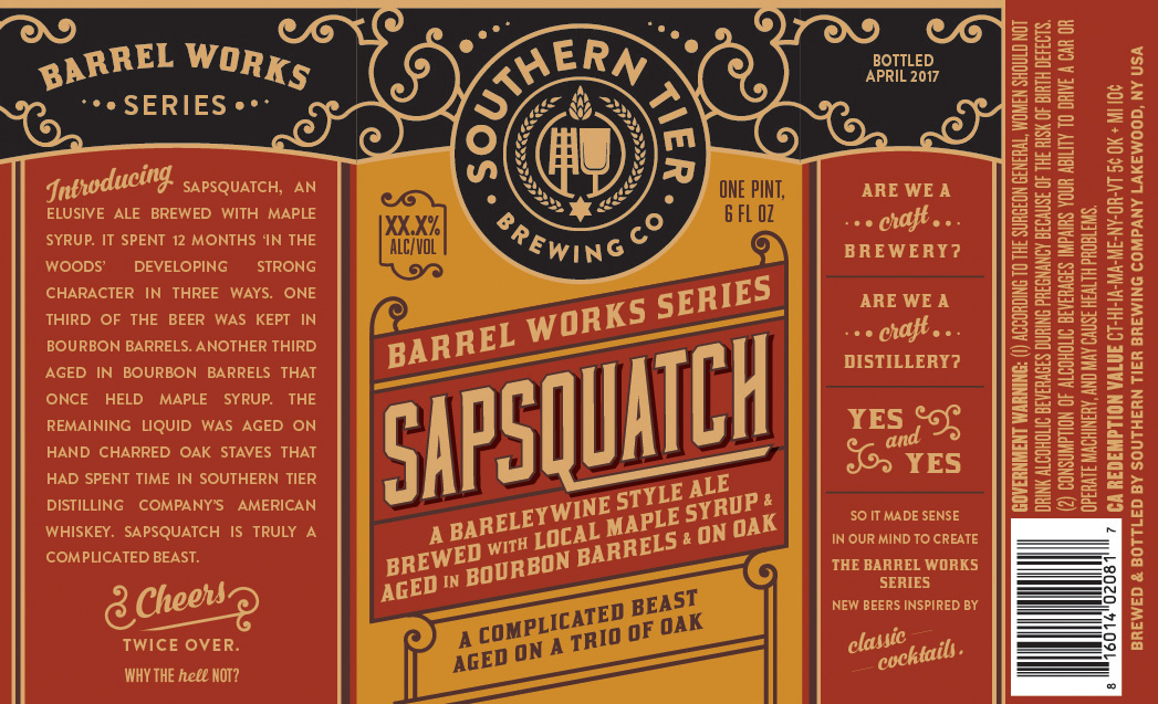 news southern tier submits two new barrel works series labels ttb