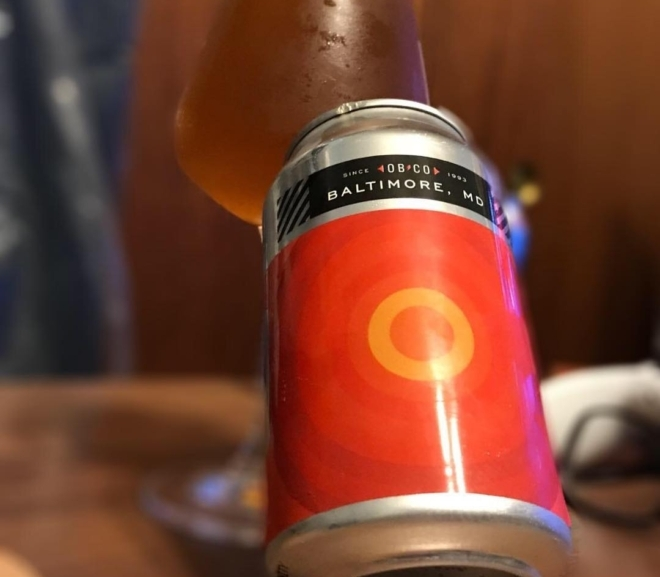 Review: Afterglow by Oliver Brewing Co. & Stillwater Artisanal Ales