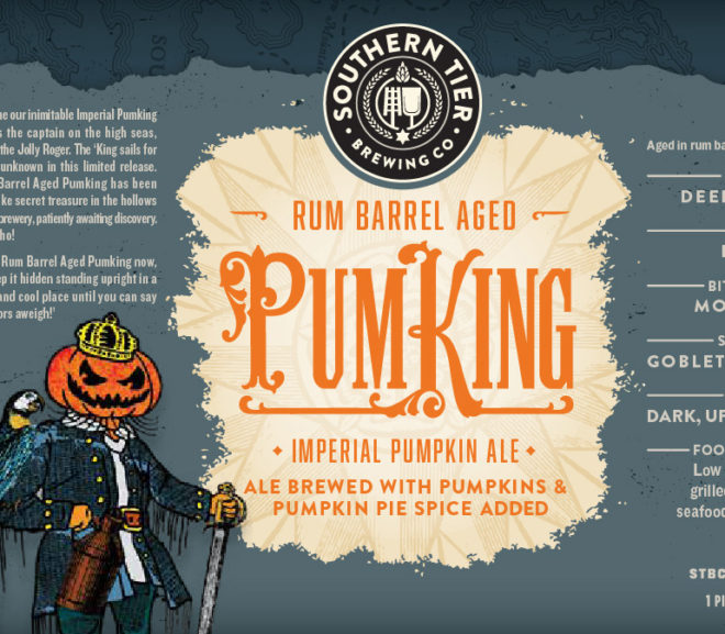 News: Southern Tier Brewing Co submits two new barrel-aged beers for label approval (TTB)