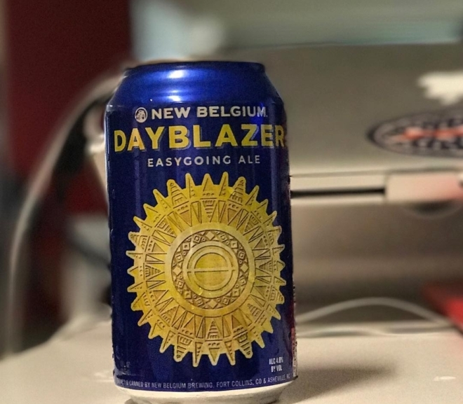 Review: Dayblazer by New Belgium Brewing Co.